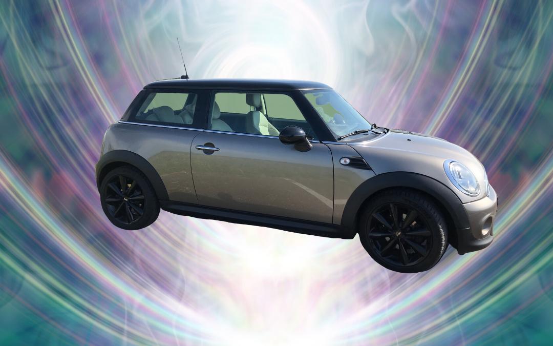 Alles is energie – of – Wat er gebeurde toen ik mijn auto verkocht.